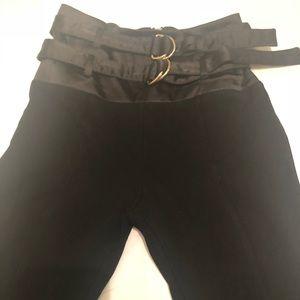 Bebe black leggings